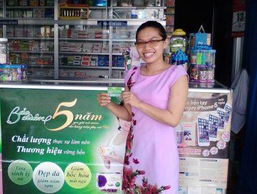 Tran Thi Tram Huong - Ben Tre trung dieu hoa