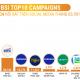 Bảo Xuân đứng thứ nhất bảng xếp hạng social media tháng 02/2018
