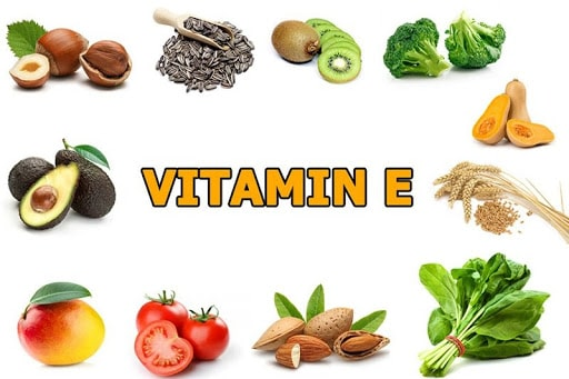 6 tác dụng của Vitamin E khiến chị em phải uống – Góc nhìn từ chuyên gia